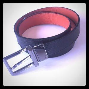 Men's Burberry Reversible Belt